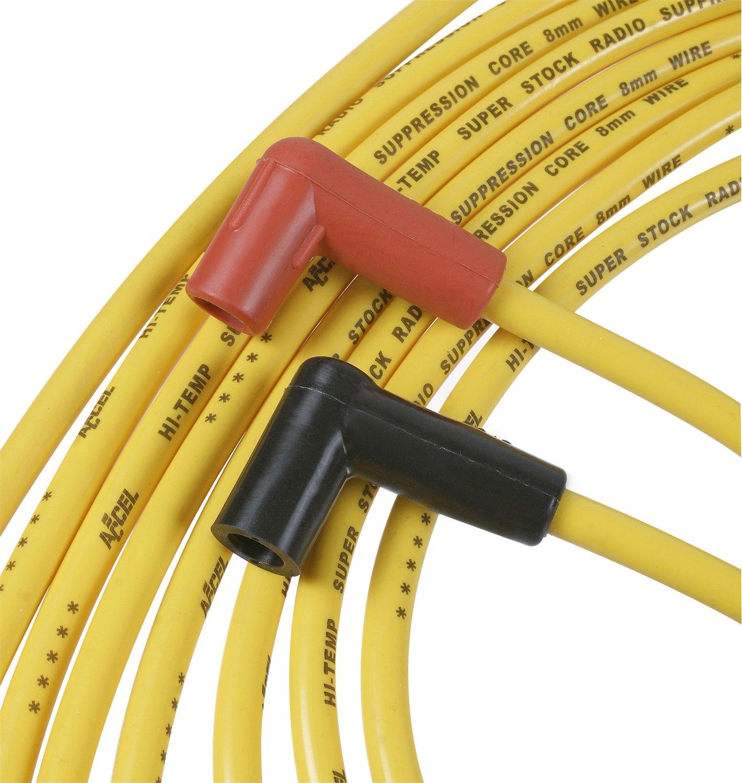 ACCEL 4050 SuperStock 4000 Series Spark Plug Wire Set