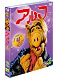 アルフ 4thシーズン 後半セット(13~24話・3枚組) [DVD]