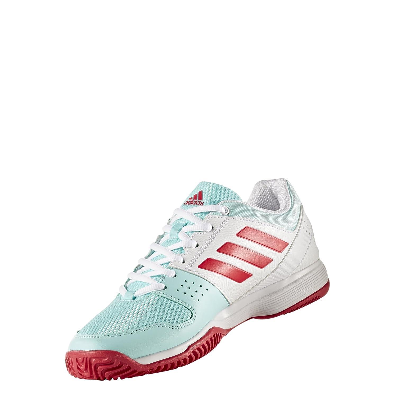 Adidas Adidas Adidas Damen Barricade Court W Tennisschuhe weiß EU e3fedf