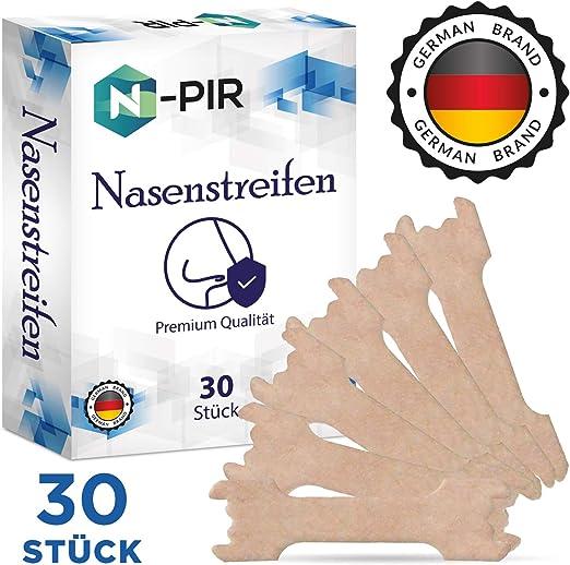 N-PIR Nasenpflaster gegen Schnarchen - 30 Stück