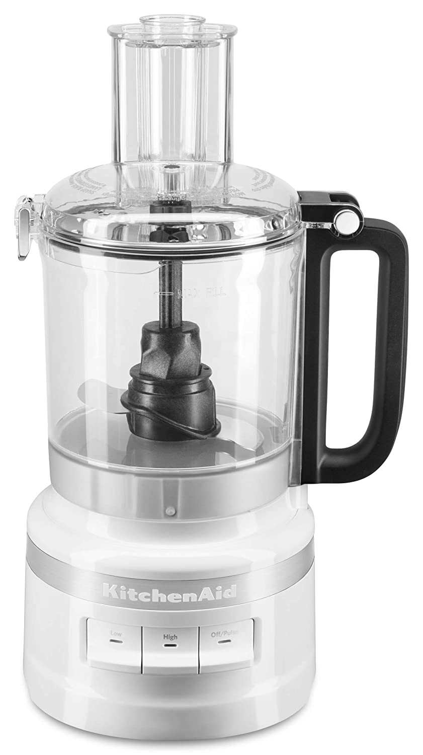 KitchenAid KFP0918WH Easy Store Food Processor 9 Cup White