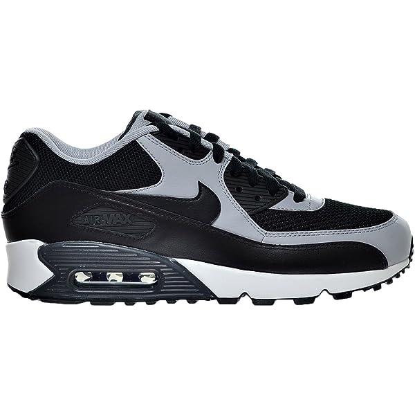 Nike Men's Air Max 90 Essential, BLACKWOLF GREYDARK GREY