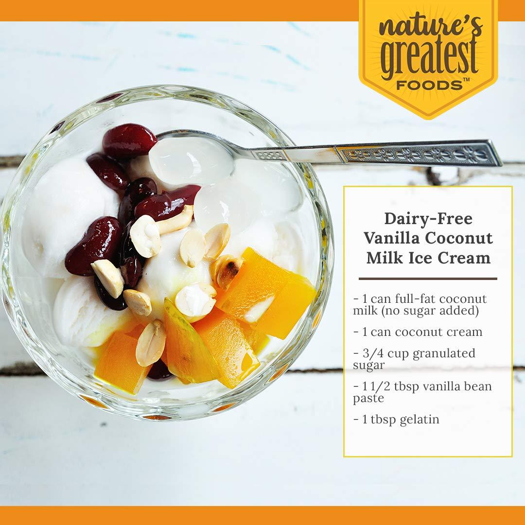 Nature's Greatest Foods, Organic Coconut Milk, No Guar Gum