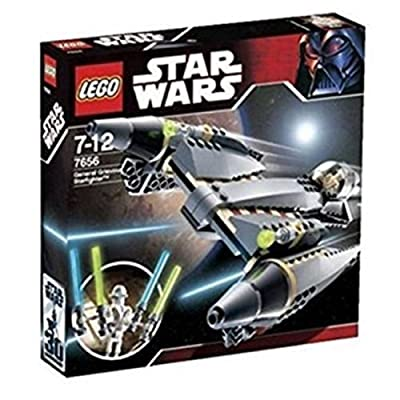 LEGO : StarWars General Grievous Starfighter: Toys & Games