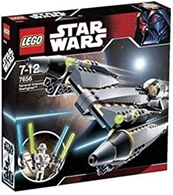 LEGO Star Wars 7656 General Grievous Starfighter: Amazon.de: Spielzeug