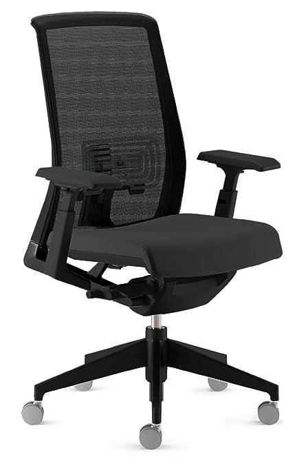 amazon com haworth very task chair adjustable model 4d arms