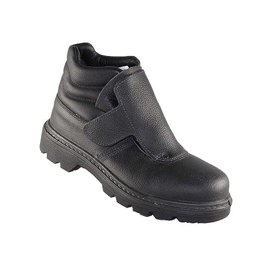 Artelli Soldador S3 HRO Zapatos de Trabajo Profesional de los Zapatos de Alto Negro, Tamaño:47 EU: Amazon.es: Zapatos y complementos