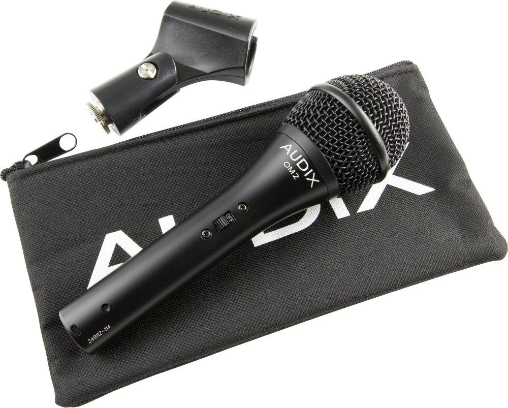 Audix om2-s · microphone B002AKQVUQ