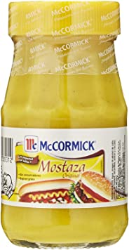 McCormick Mostaza, 115 gramos