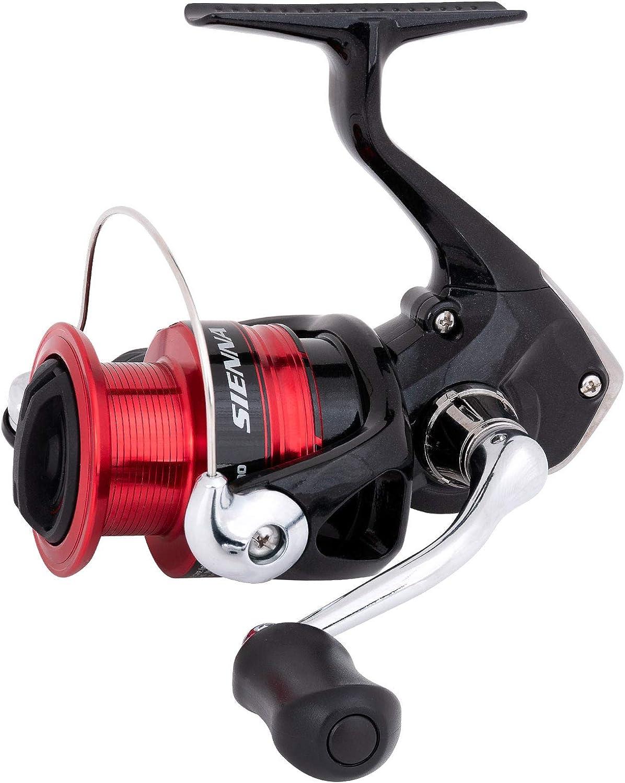 Shimano Sienna 2500 FG Spinning Fishing Reel: Amazon.es: Deportes ...