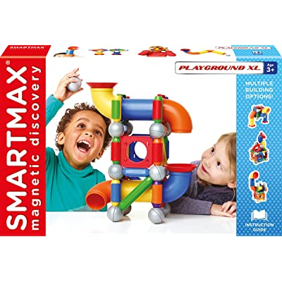 SmartMax SMX515 Playground Games XL, 46 Pieces: Toys & Games