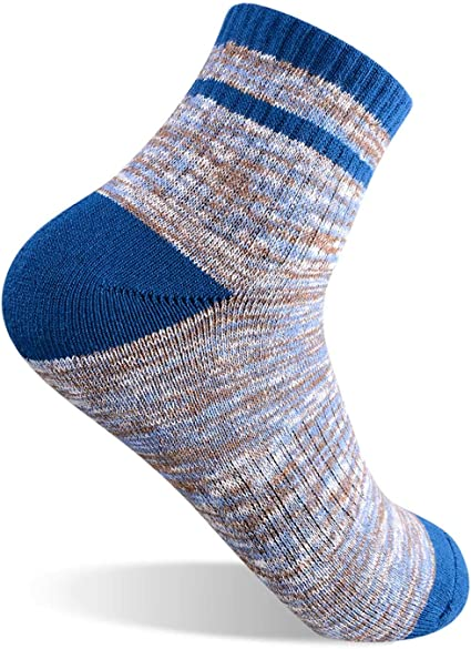 Womens Essential75/% Cotton 25/% OccupantsLightSlipSports Socks.