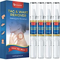 BreoLife Skin Tag Remover - Quickly Remove Skin, Wart, Mole Formula for Men and...