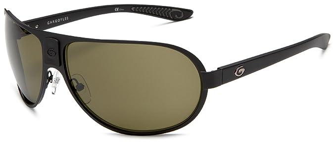pilot aviator sunglasses  Amazon.com: Gargoyles Men\u0027s Pilot Aviator Sunglasses,Black Frame ...
