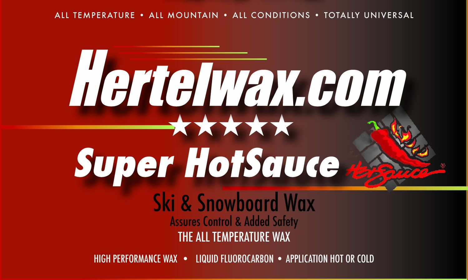 Amazon super hotsauce rub on or apply hot all temperature amazon super hotsauce rub on or apply hot all temperature skisnowboard wax 340194g 12 oz amazing amount of control in all temperatures sports nvjuhfo Gallery