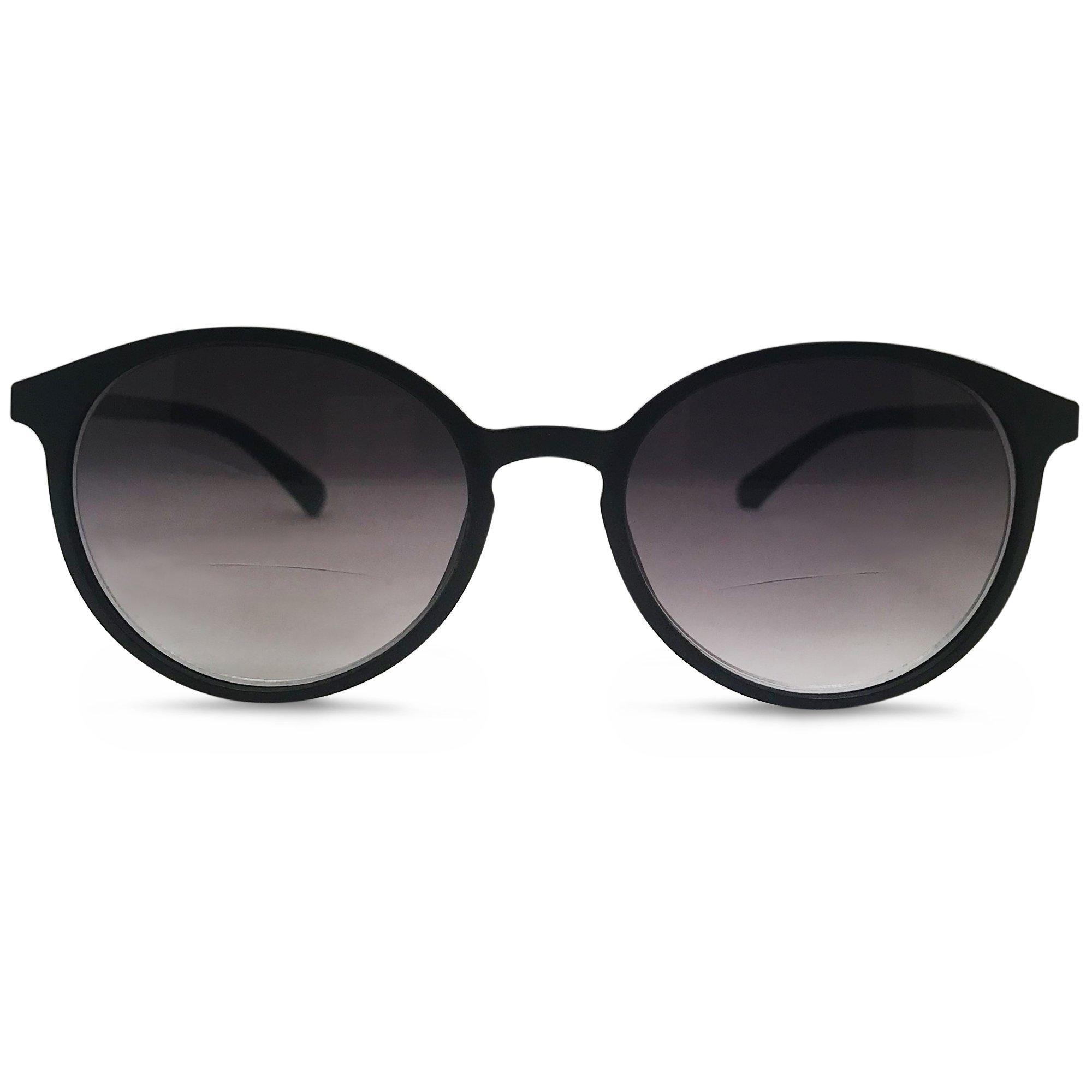 Chicago Bifocal Sunreaders (Black, 2.0)