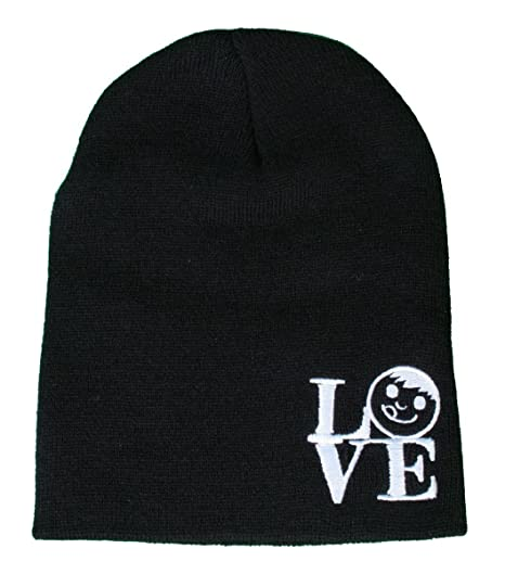 Neff Love - Gorro, Color Negro, Talla Talla única: Amazon.es ...