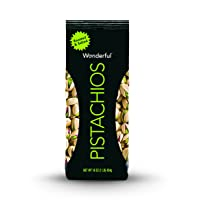 Wonderful Pistachios Roasted and Salted 16 Ounce