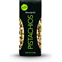 Wonderful Pistachios Roasted and Salted Pistachios 16-oz Bag