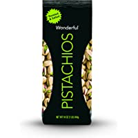 Wonderful Pistachios 16-oz Roasted and Salted Pistachios Bag