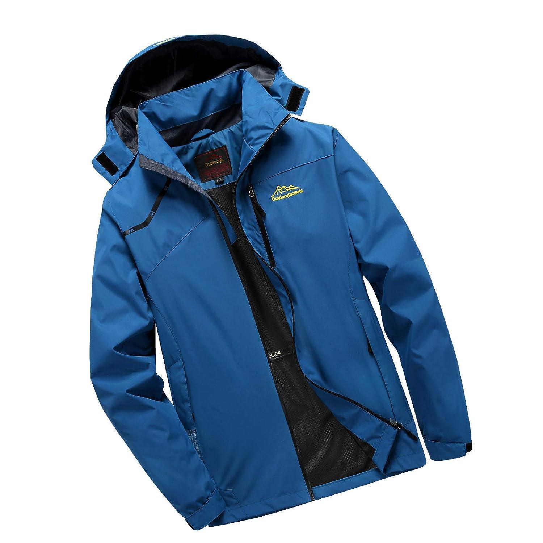 Pandaie-Mens Product Outer Coat Jacket Men.Mens Spring Autumn Outdoor Pocket Hoodie Zipper Sport Outdoor Assault Coat