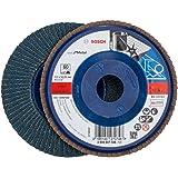 Bosch 2 608 607 335  - Disco de láminas - 115 mm, 22,23 mm, 60 (pack de 1)