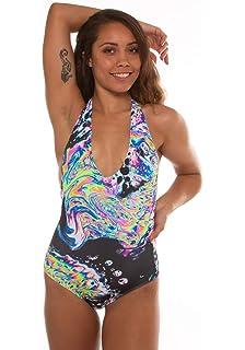 Freedom Rave Wear - Acid Sky Rave Bodysuit - Rave Clothes - Rave Outfits 4944e56da