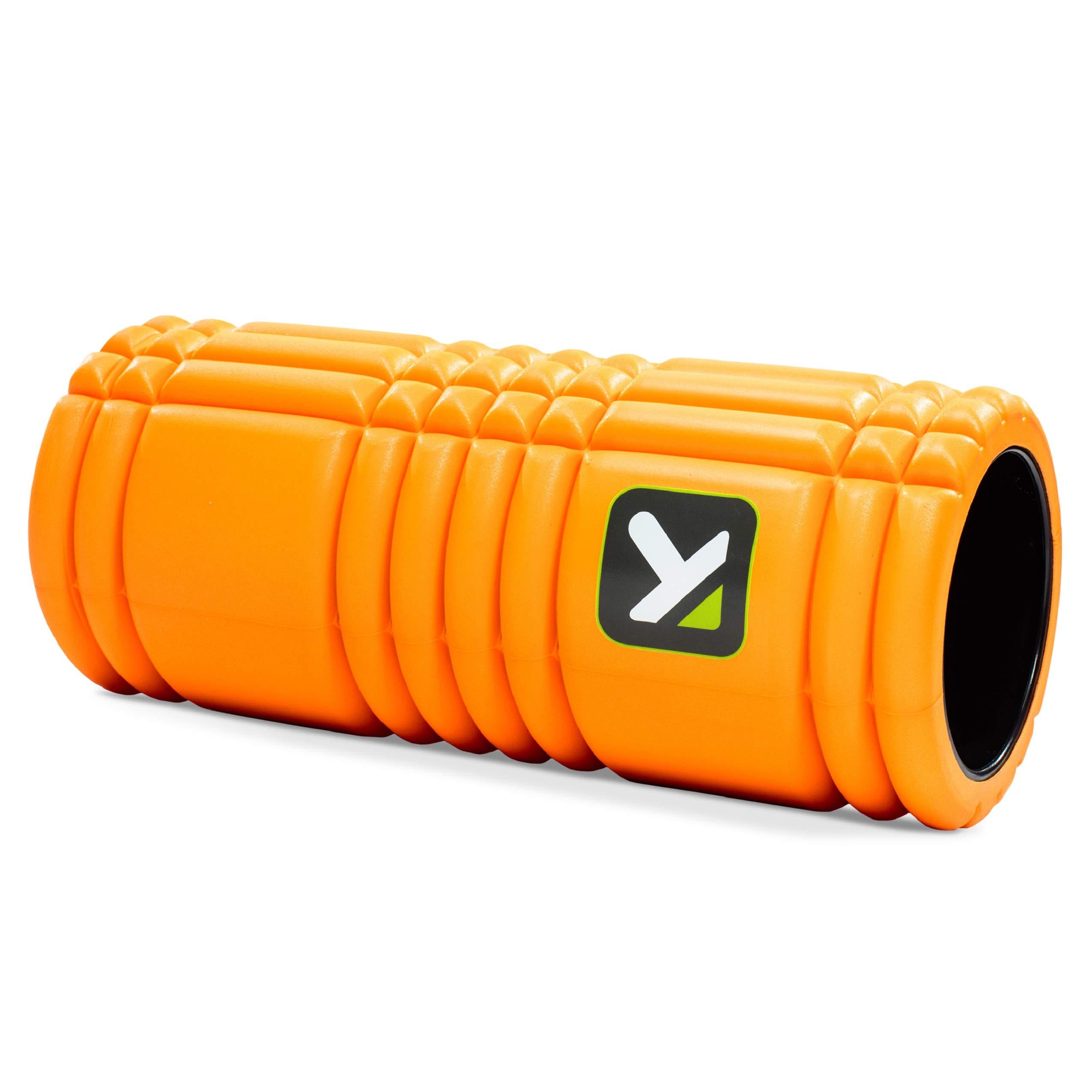 Trigger Point Performance The Grid - Rodillo de espuma para entrenamiento y masajes, color Naranja