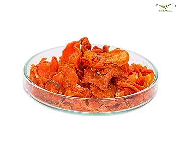 garnelio - zanahorias chips - 25 G - Camarones Forro: Amazon.es: Productos para mascotas