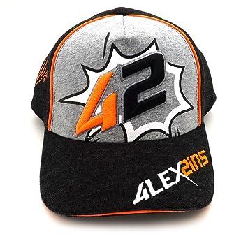 Alex Rins 42 Moto GP Suzuki Niños Gorra Oficial 2017: Amazon.es: Deportes y aire libre