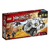 レゴ ニンジャゴー チタン式パワーモービル 70588