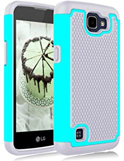 Amazon.com: Jeylly - Carcasa para LG K4, LG Optimus Zone 3 ...