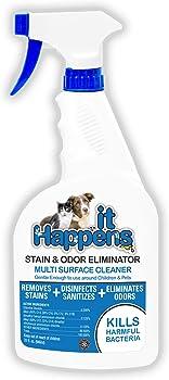 It Happens Dog & Cat Stain & Odor Eliminator Multi Surface Cleaner