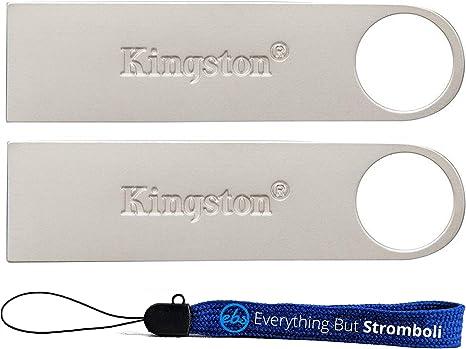 Kingston (TM) Digital DataTraveler SE9 16GB USB 2.0 (DTSE9H/16GB ...