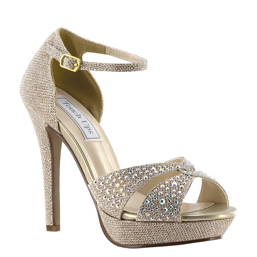 Touch Ups Shelby Women's US Champagne Sandal B01ABDENK8 6.5 B(M) US Champagne Women's Shimmer 9de5e5