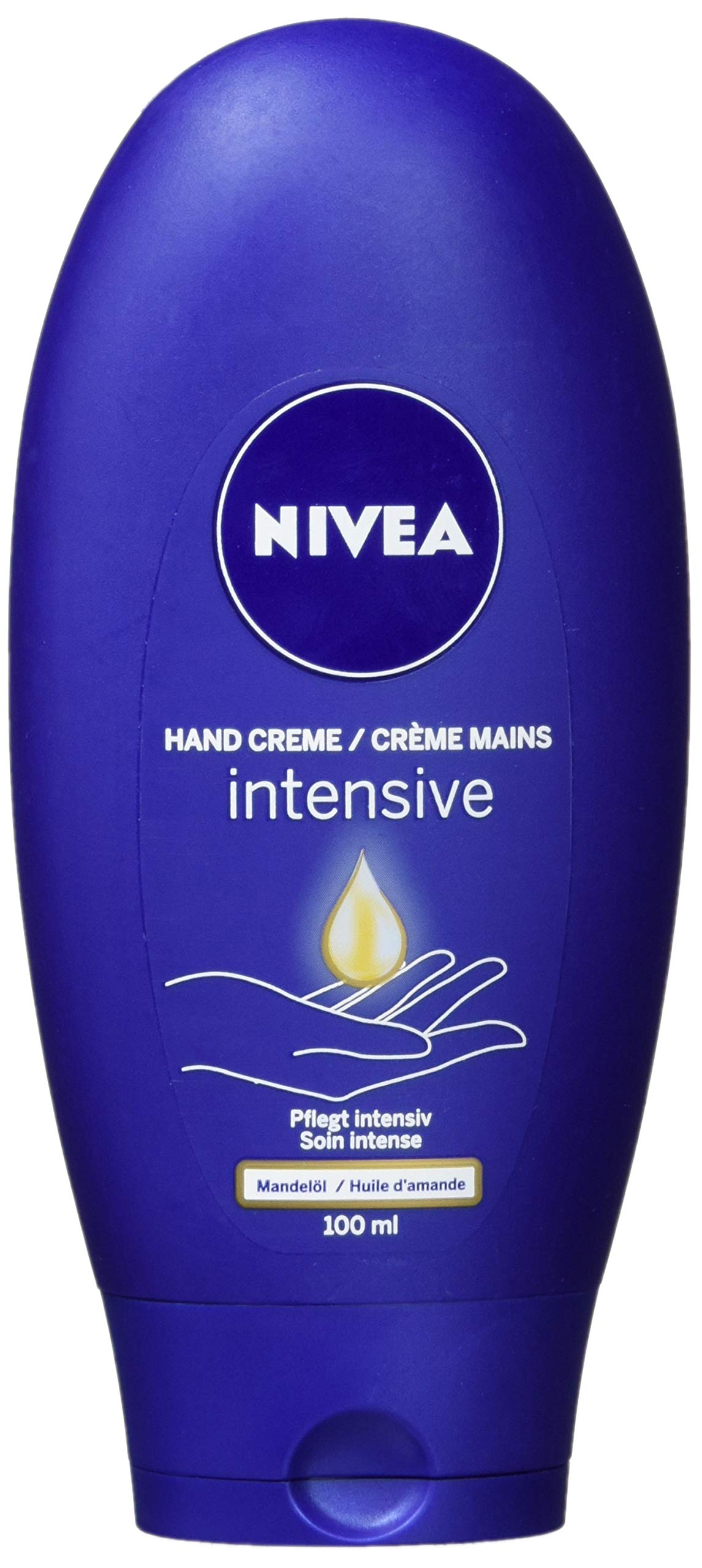 Nivea Intensive Care Hand Creme, 3er Pack (3 x 100 ml) product image