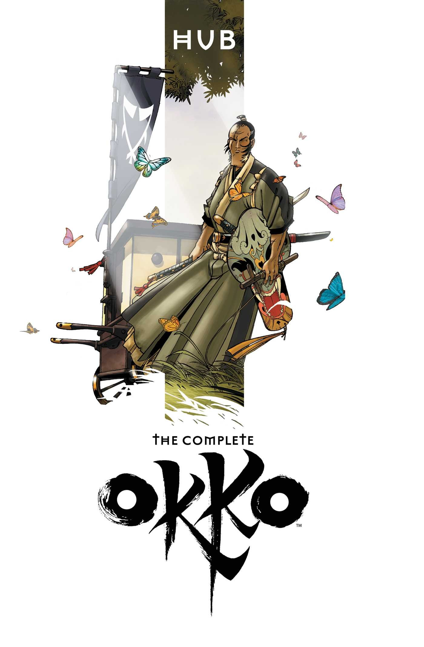 The Complete Okko (1): Hub: 9781684150434: Amazon.com: Books