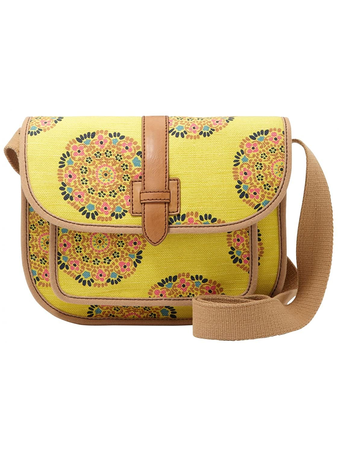 Fossil ZB5686 Shay Flap Damentasche Floral: