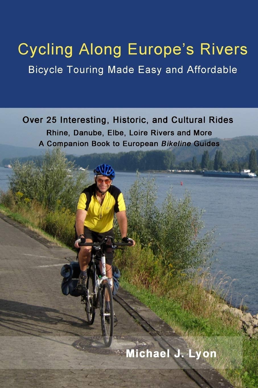 Cycling Along Europes Rivers Affordable product image