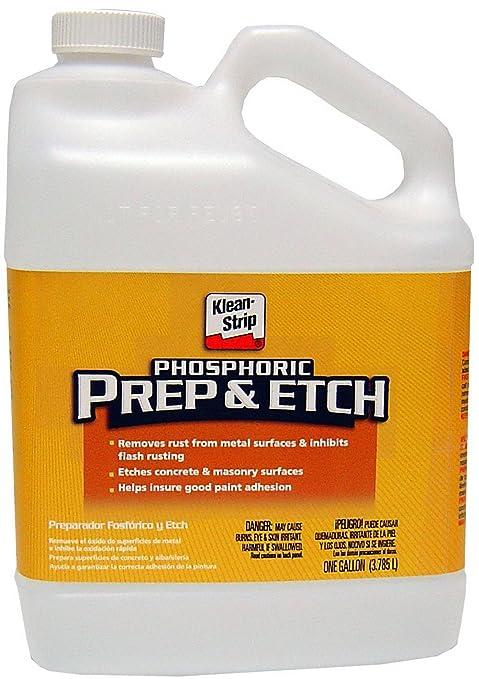 Phosphoric Acid Paint Prep