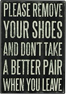 graphic regarding Please Take Off Your Shoes Sign Printable identified as : Existence Is Complete Of Options Clear away Your Sneakers Or