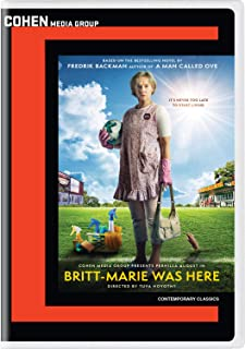 Book Cover: Britt-Marie Was Here
