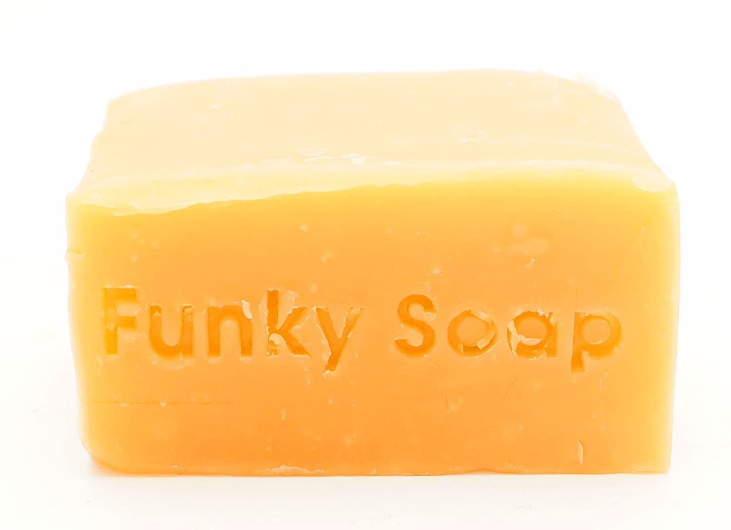 1 piece Cocoa Butter & Calendula Soap 100% Natural Handmade aprox.120g Funky Soap