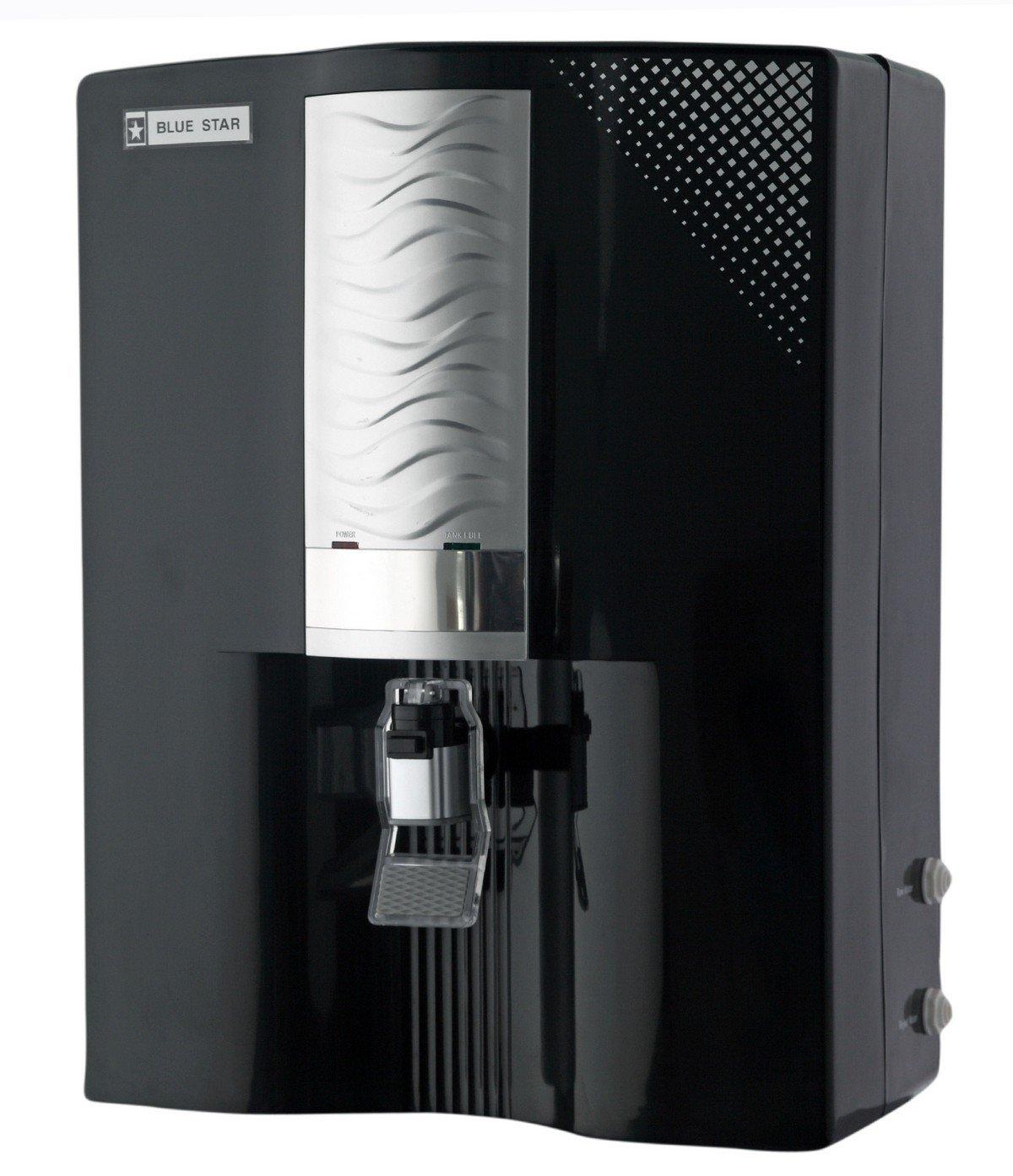 Blue Star Majesto Ma4bsam02 8 Litre Ro Uv Water Purifier Amazon Locklock Food Container Classics 34l Hpl848 Home Kitchen