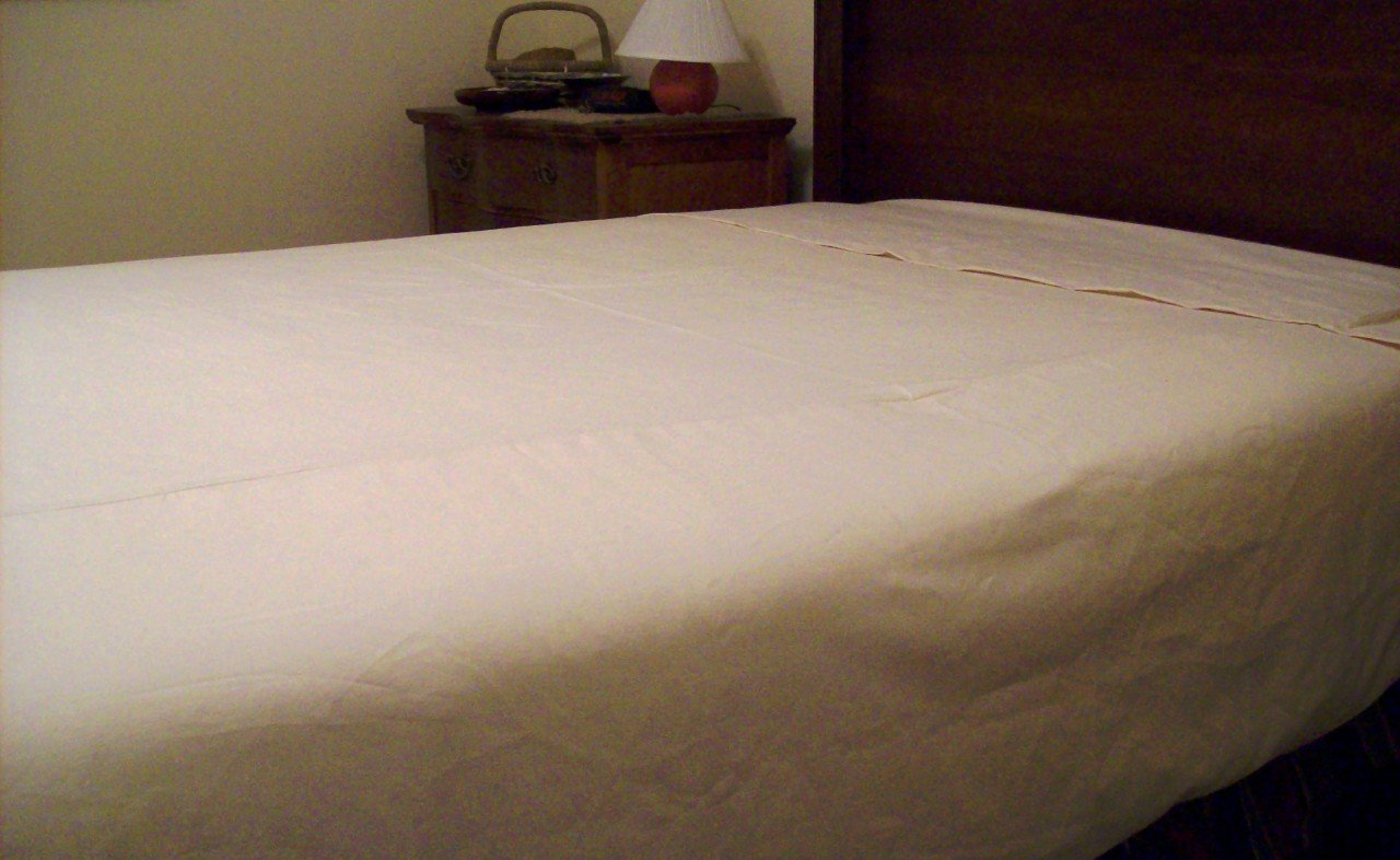 Amazon.com: King Hemp And Organic Cotton Deep Pocket Sheet Set Fitted Flat  Organic Natural Bedding Made In USA: Home U0026 Kitchen