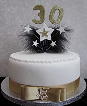 photo gateau d anniversaire 30 ans arts culinaires magiques. Black Bedroom Furniture Sets. Home Design Ideas