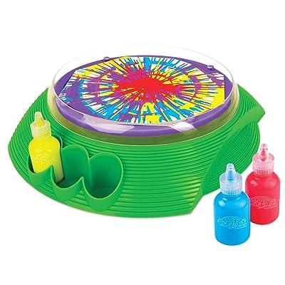 Cra-Z-Art 14501 Magic Spinning Art Machine, Brown: Toys & Games