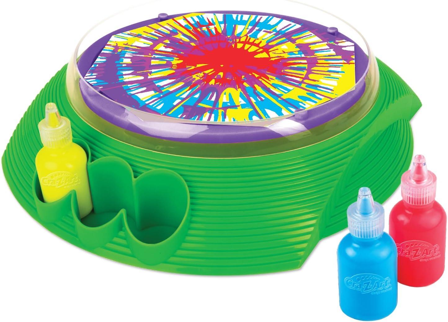 Cra-Z-Art Magic Spinning Art Machine by Cra Z Art: Amazon.es ...