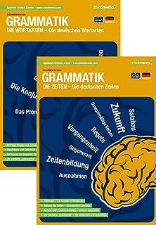 Mindmemo Lernfolder Die Deutschen Zeiten Grammatik Lernen Für