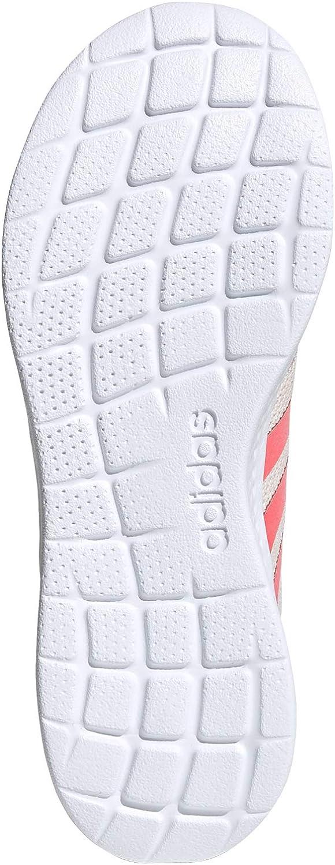 adidas Damen Puremotion, Weiß/Weiß/Hellblau Weiß Pink Pink